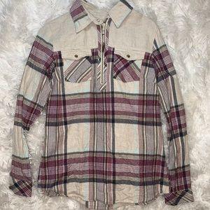 Legendary Whitetail Flannel